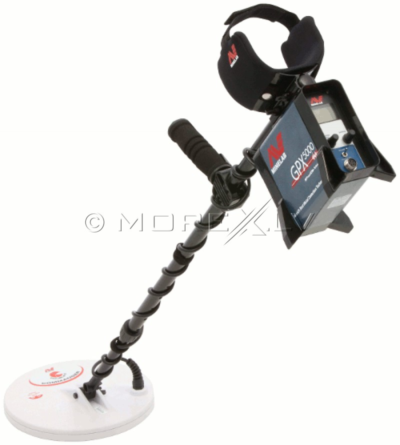 Metal Detector Minelab GPX 5000 + GIFTS (3300-0420)