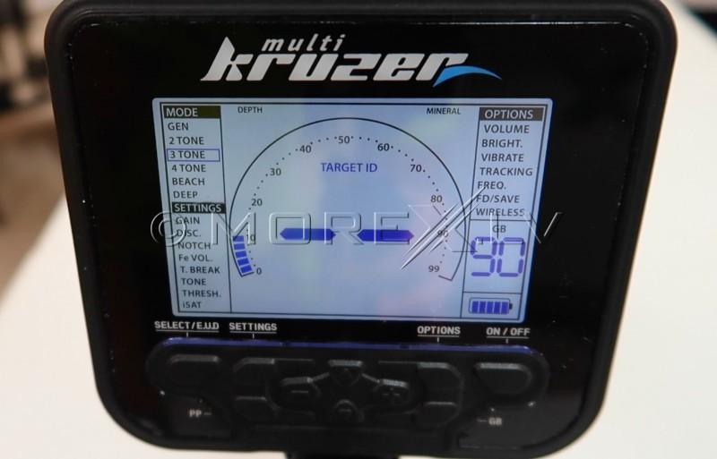 Металлоискатель Makro Kruzer - 14kHz