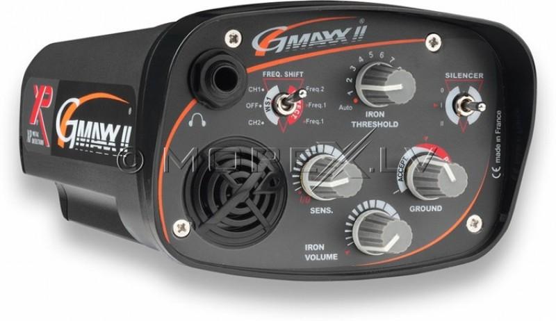 Металлоискатель XP Gmaxx II V.4 с 27см DD катушкой (GMAXXII27)