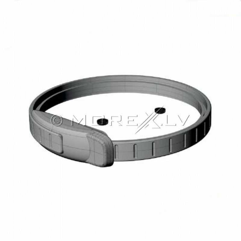 Full Circular Rubber with 2 Orling for XP WS4 Headphones (D095B)