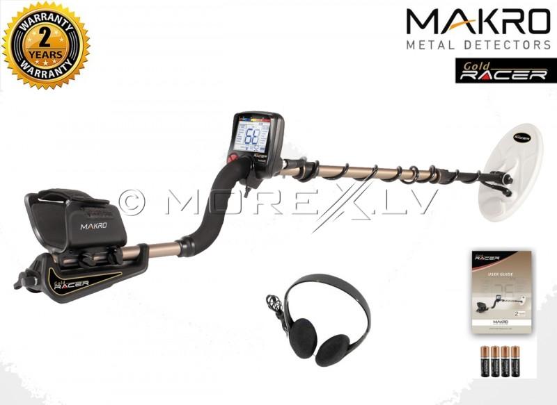 Металлоискатель Makro Gold Racer Standard Package