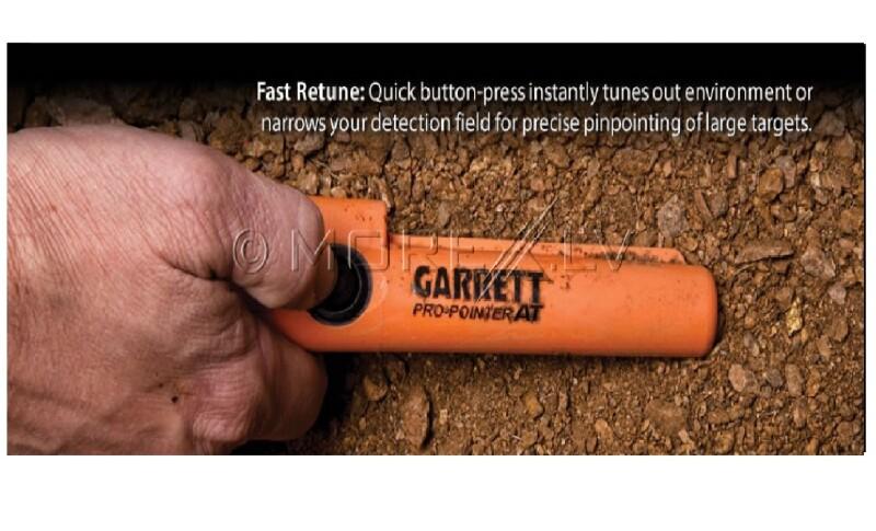 Garrett Pro-Pointer AT водонепроницаемый