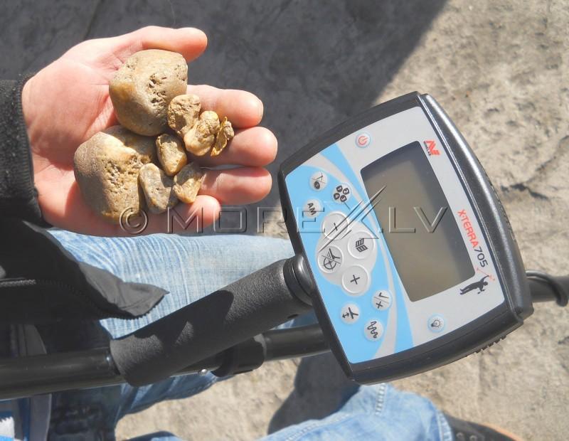 Metāla detektors Minelab X-Terra 705 Dual Pack