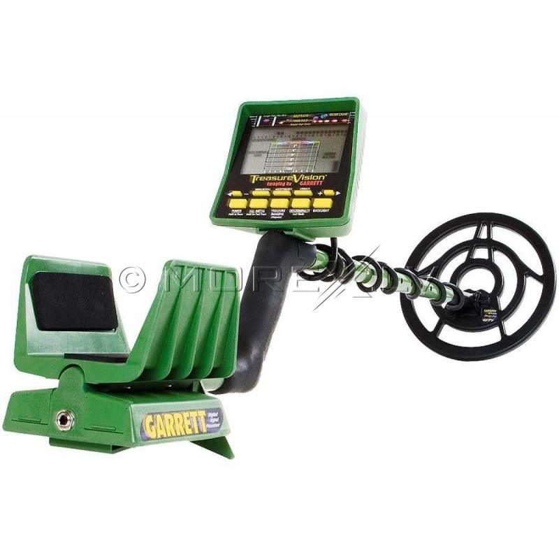 Metāldetektors Garrett GTI 2500 Deluxe Pack