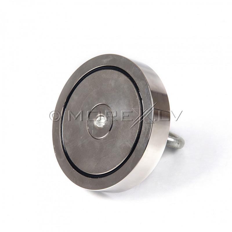Black Magnet F300 Fishing Magnet 300kg