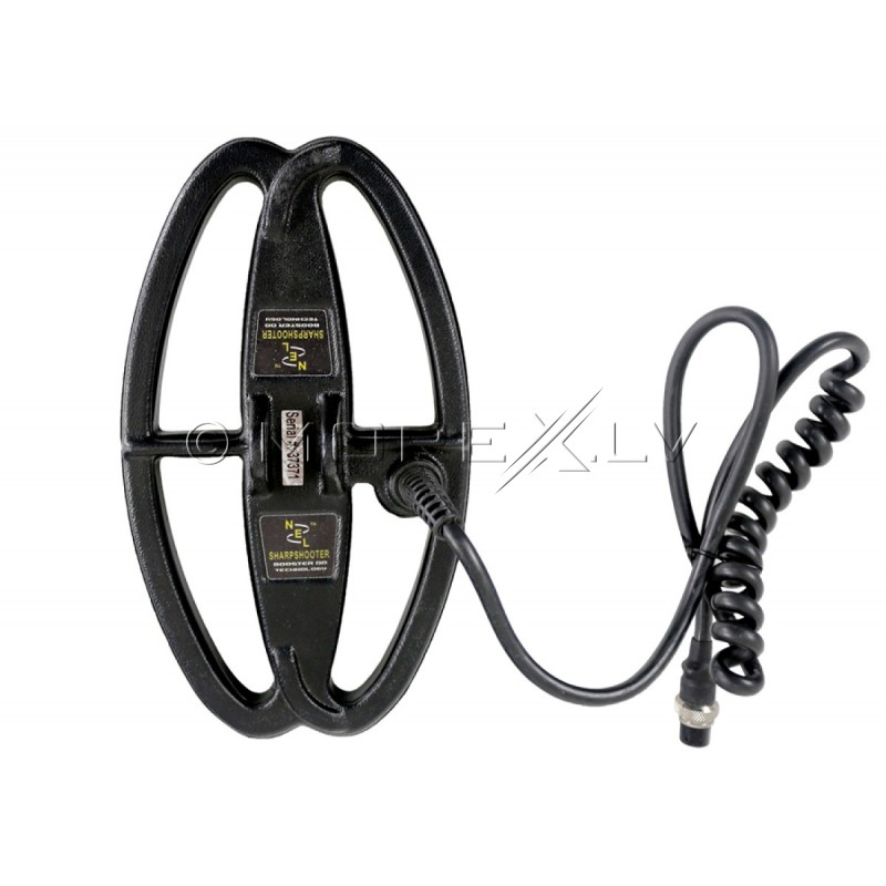 "NEL Sharpshooter Waterproof Search Coil 9,5"" х 5,5"" Garrett AT MAX (N02-0606)"