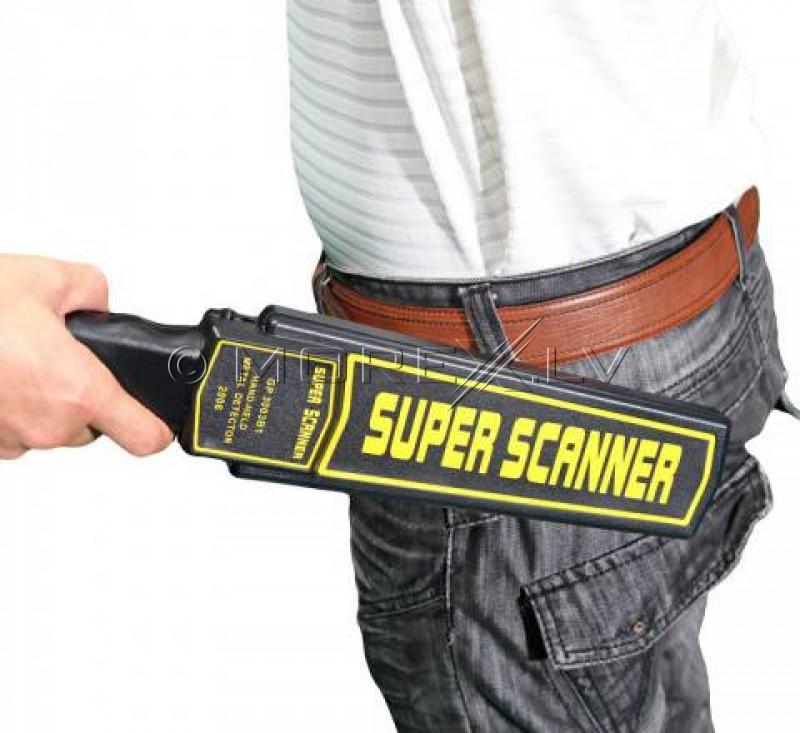 Металлодетектор Garrett SuperScanner V (1165190)