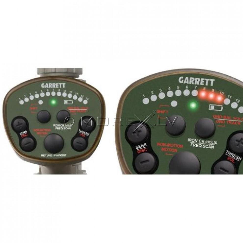 Metāla detektors Garrett ATX