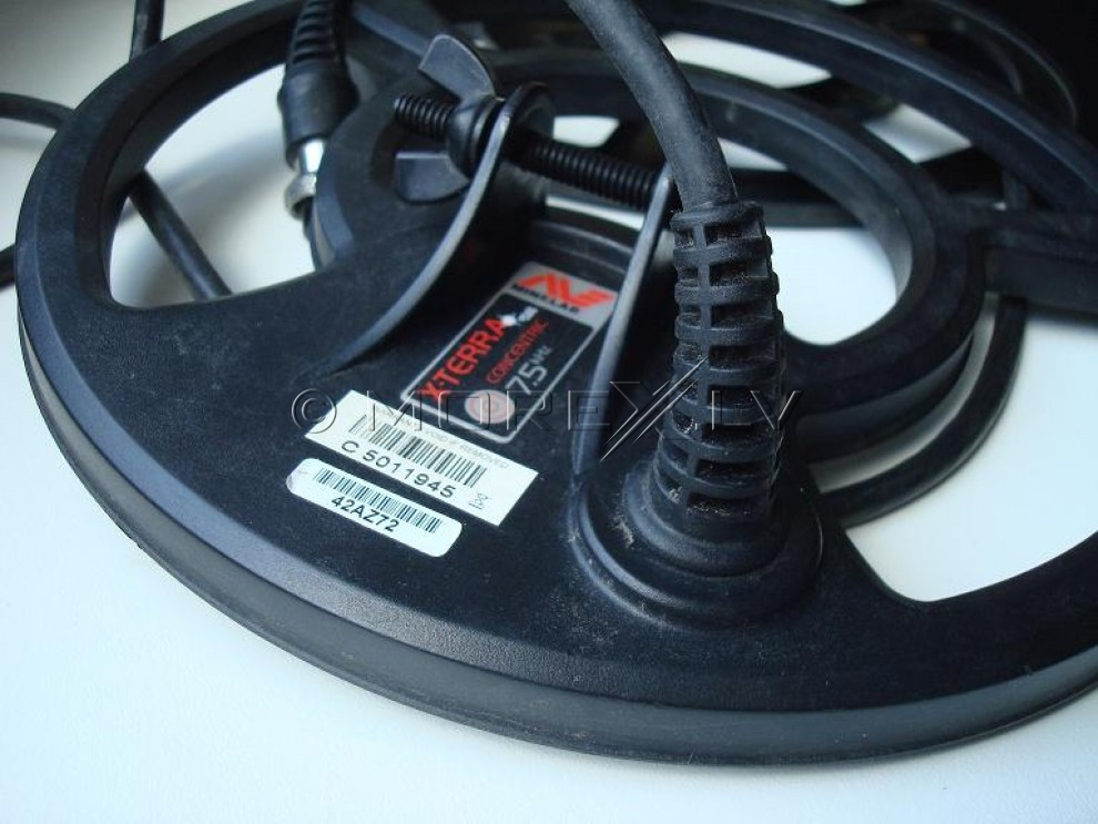 "Minelab Concentric coil 9"" 7.5kHz (3011-0098) - X-Terra 305, 505, 705, 50, 70, T54, T74"