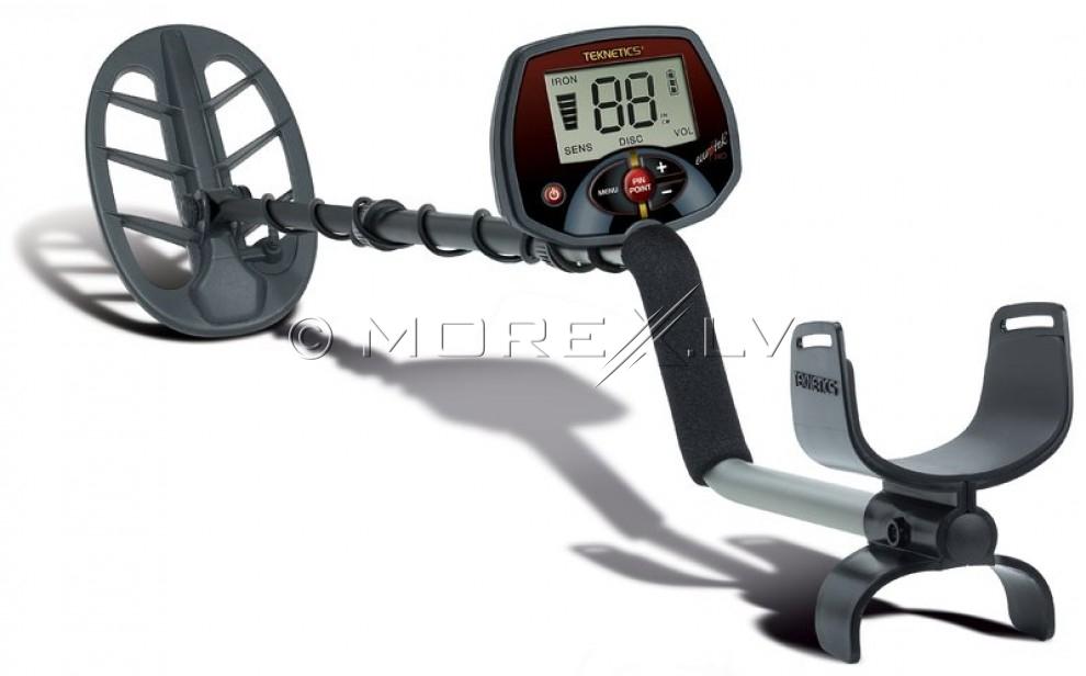 Металлоискатель Teknetics Eurotek Pro с 11 DD катушкой