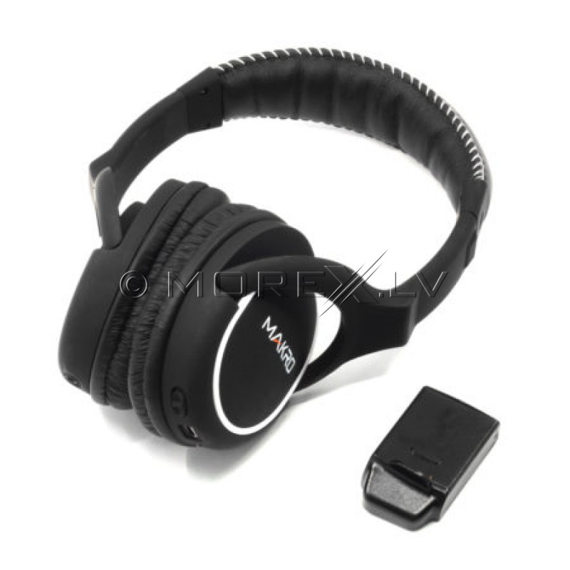 Makro Red Edition 2,4 GHz Wireless Headphones + Module (20000575)