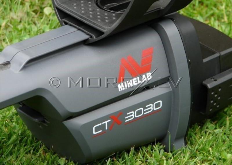 Металлодетектор Minelab CTX3030 Standard Pack (3228-0101)