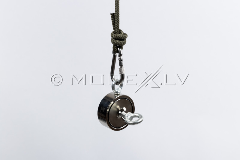 "8 mm x 20 m Rope for Search Magnet ""Black Magnet"""