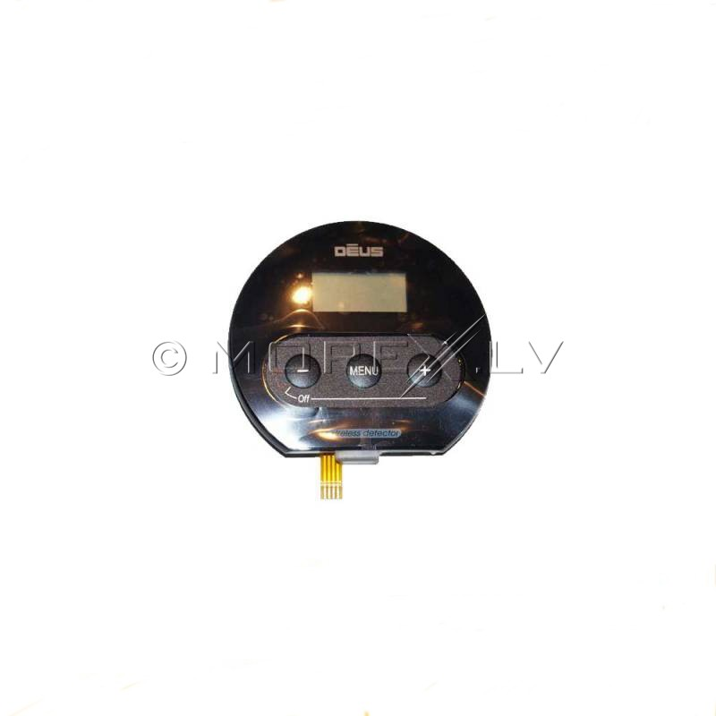 Top Part With LCD and Keyboard for XP WS4 Headphones (D092B)