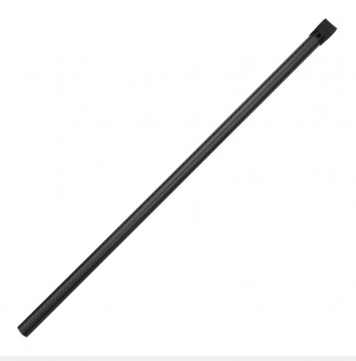 Detect-Ed Lower carbon shaft for detectors Equinox LS Original Black