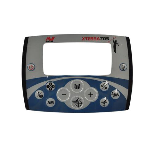 Наклейка на панель управления X-Terra 705