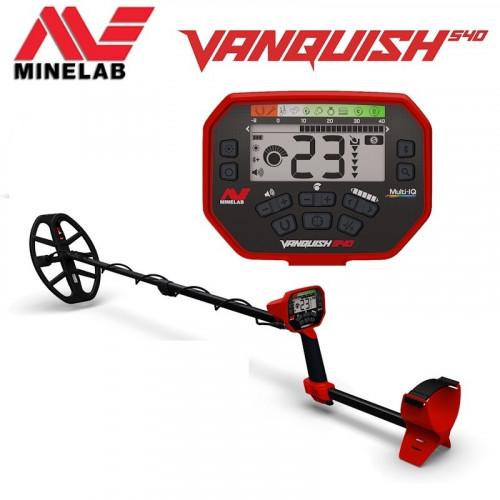 Metāla detektors Minelab Vanquish 540