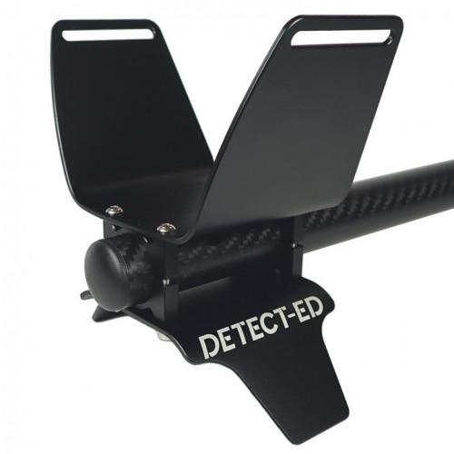 Подлокотник Equinox Alloy Armrest kit, 22мм, черный