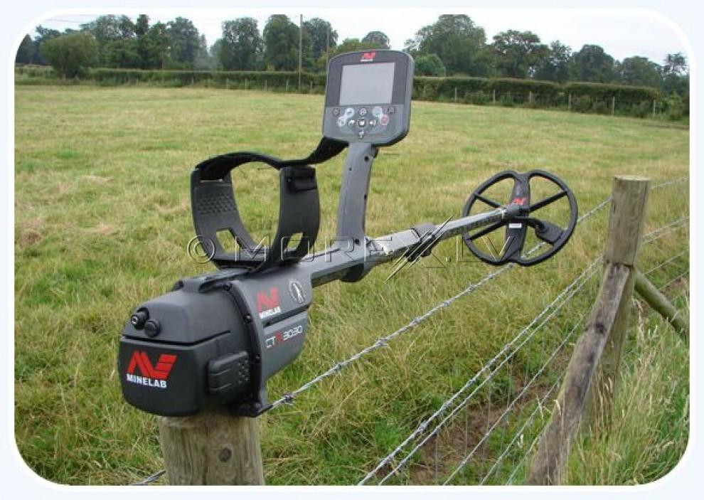 Metal detector Minelab CTX3030
