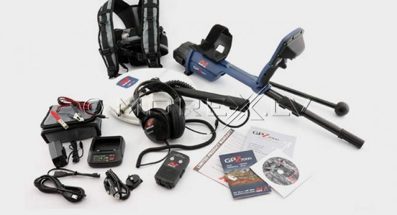 Metal Detector Minelab GPZ 7000 Universal (3301-0001)