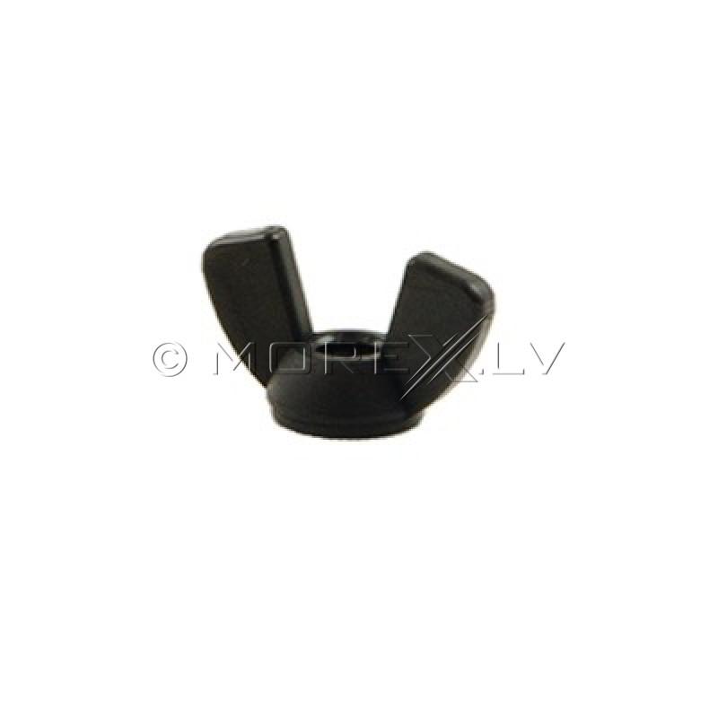 Minelab Nut 1/4-20 Unc Nylon Wing Black