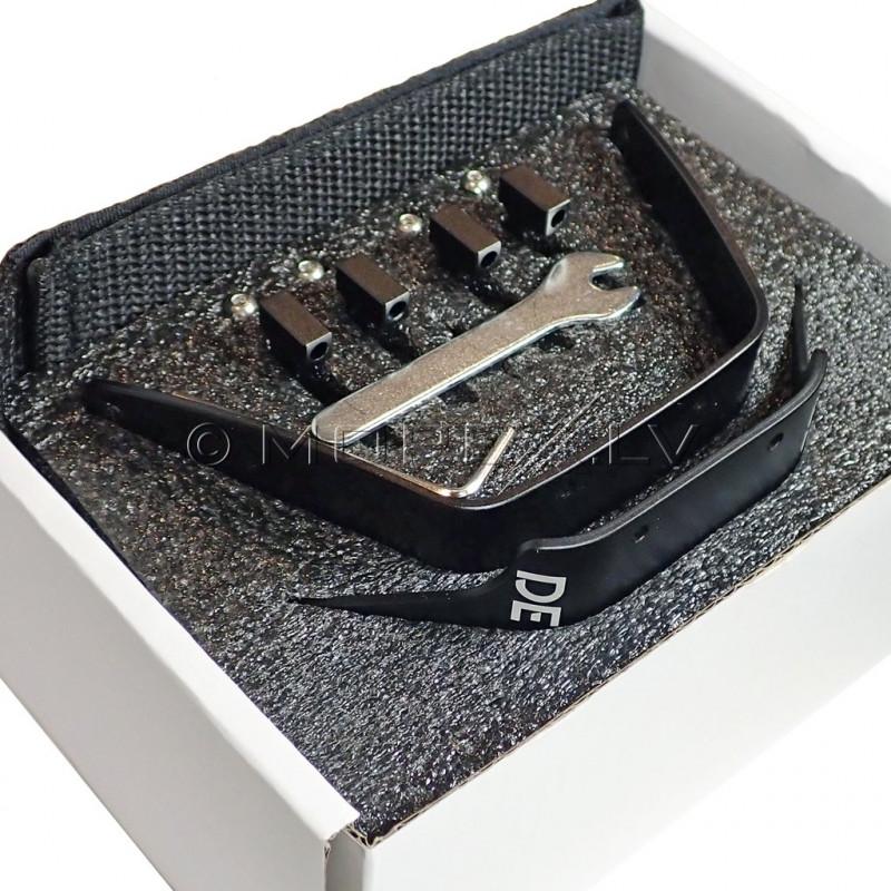 Armrest kit Equinox Alloy Armrest kit,  22mm, black