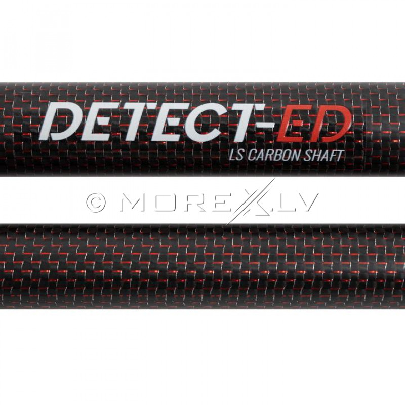 Detect-Ed Universal carbon shaft for detectors Equinox LS Red-Belly Black